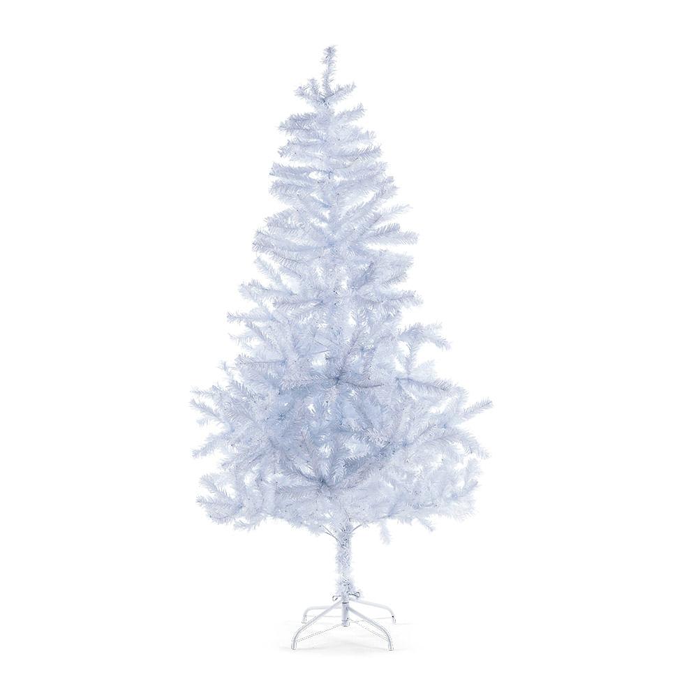 Arbol de Navidad Blanco 180cm - Promart