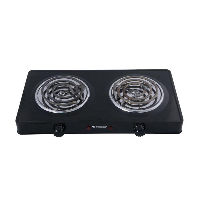 Cocina Electrica De Mesa 2 Hornillas Hp1400 Promart
