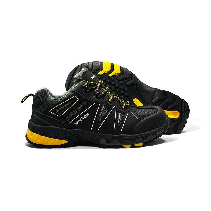 Zapatos De Seguridad De Trabajo Con Punta De Acero Para Hombres Zapatillas 2019