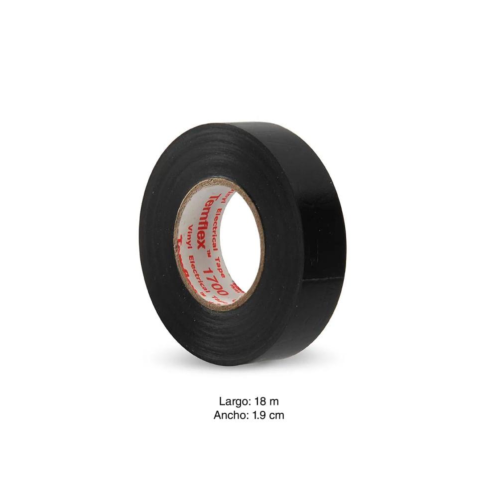 3x cinta aislante MANNOL 9817 10M Perfecto Para Conexiones Eléctrico Flexible