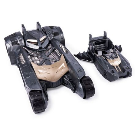 Figura Vehiculo Batimovil De Lujo Batman 6055952