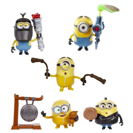 Juguete Minions Mischief Makers Gmd90