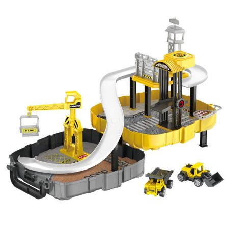 Set De Construccion Amarillo P866-A