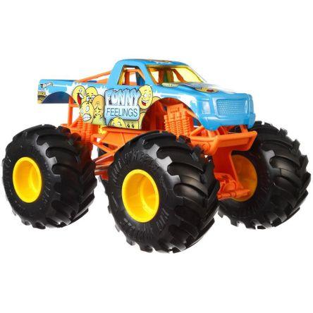 Camión Hot Wheels Monstruo  14