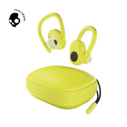 Audífonos Skullcandy Push Tw Ultra Electric Yellow
