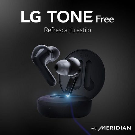 Audífonos Bluetooth Tone Free FN4 Negro (2020)