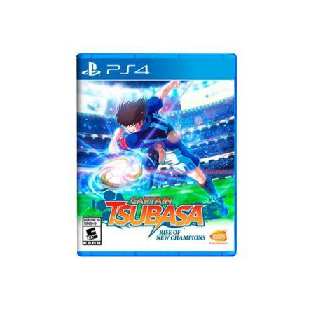 Juego PS4 Captain Tsubasa Rise Of New Cham