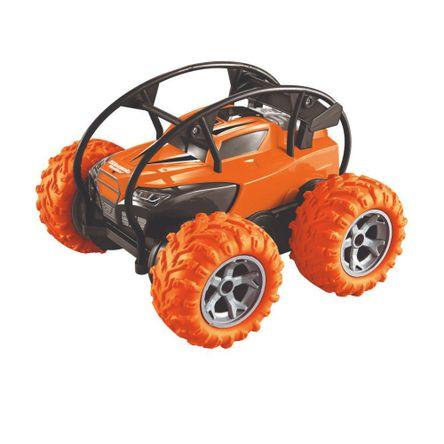 Auto Rc Stunt Racer Full Naranja