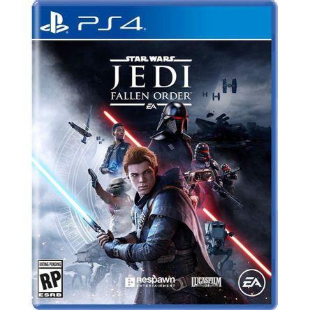 Juego Star Wars Jedi Fallen Order PS4