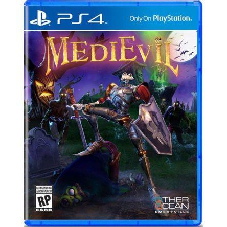 Juego Medievil PS4