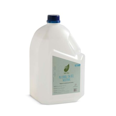 Alcohol en gel neutral 1 galón