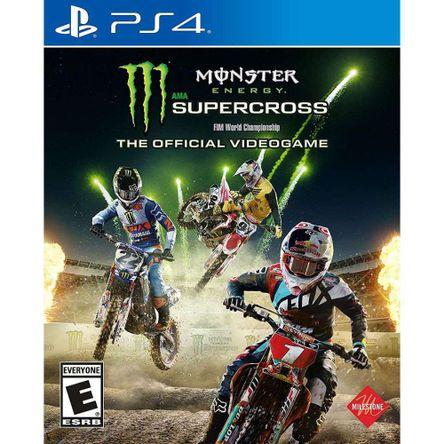 Monster Supercross 2 PS4