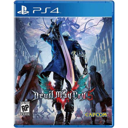Devil May Cry PS4
